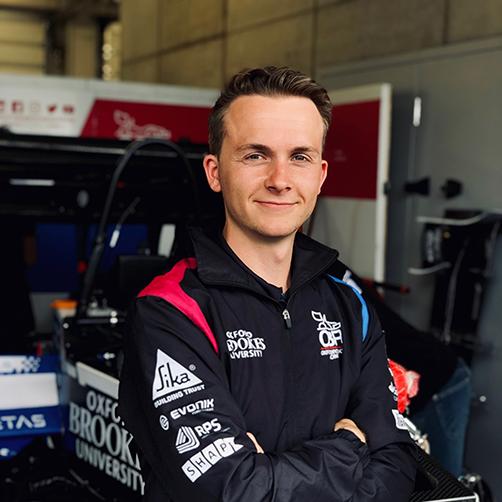 Motorsport - James Ganderton