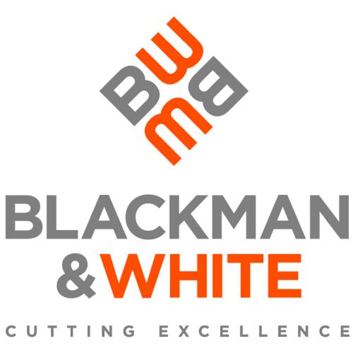Blackman and White Logo