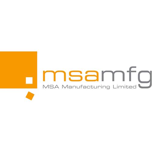 MSA Manufacturing Logo