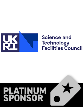 The Science and Technology Facilities Council (STFC)  Platinum Sponsor for SpaceAM