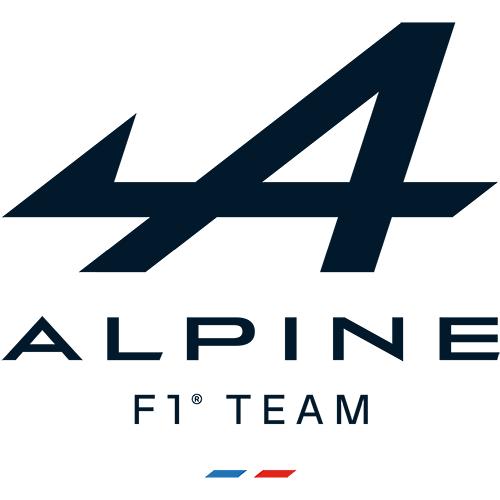 Alpine F1 Team Logo